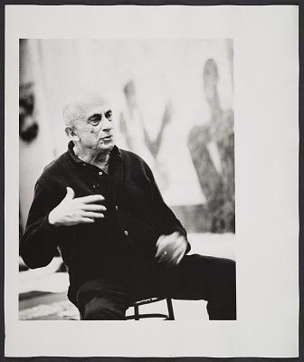 Leon Golub papers, 1930s-2009