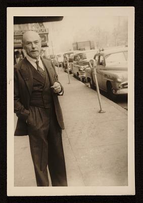 John D. Graham papers, 1799-1988, bulk 1890-1961