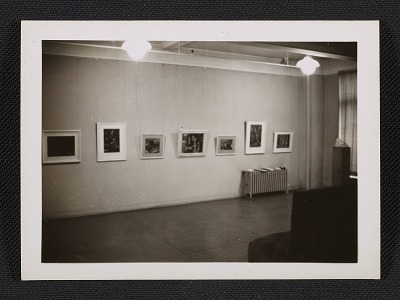 Guild Art Gallery records, circa 1933-1937