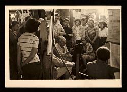 Class at the Hans Hofmann School of Fine Arts, Provincetown