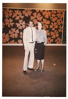 Fernando A. Garcia and Helen Kohen