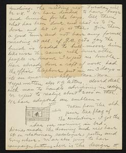 images for Walt Kuhn, New York, N.Y. letter to Vera Kuhn-thumbnail 2