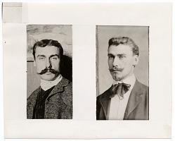 Portraits of Walt Kuhn