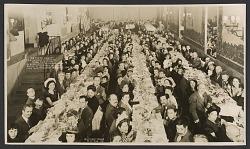 Artists Equity Dinner in honor of Yasuo Kuniyoshi