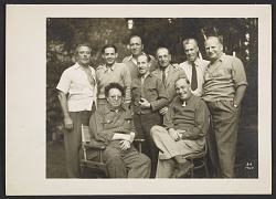Lucien Labaudt, Diego Rivera, and others