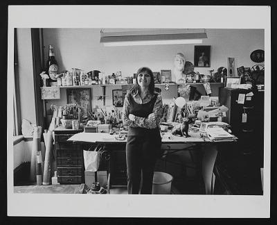 Ellen Lanyon papers, circa 1880-2014, bulk 1926-2013