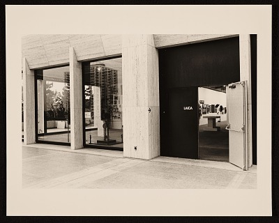Los Angeles Institute of Contemporary Art records, 1973-1988