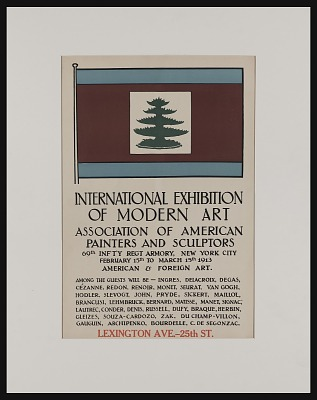 Elmer Livingston MacRae papers related to the Association of American Painters and Sculptors, 1899-circa 2013, bulk 1912-1916
