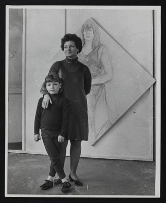 Marcia Marcus papers, 1928-2016, bulk 1950-2000