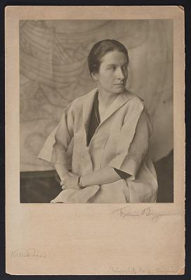 Hildreth Meière papers, 1901-2011, bulk 1911-1960