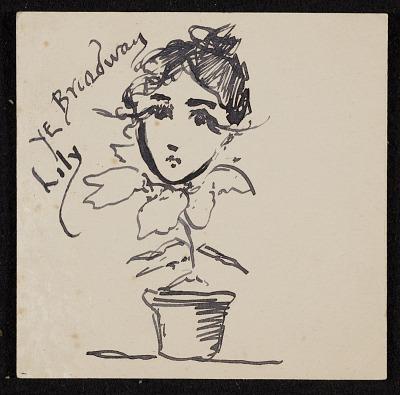 Ye broadway lily