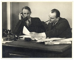John Davis Hatch and Francis Henry Taylor