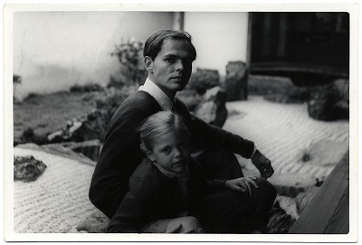 Herbert Brooks Walker and his daughter Noelle