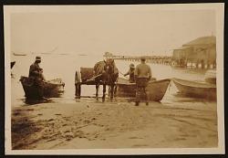 Photograph album of Provincetown, Mass.