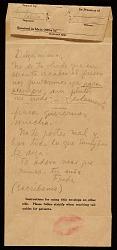 Frida Kahlo letter to Diego Rivera