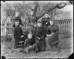 Smith family portrait