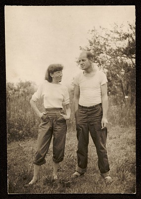 Jackson Pollock and Lee Krasner papers, circa 1905-1984