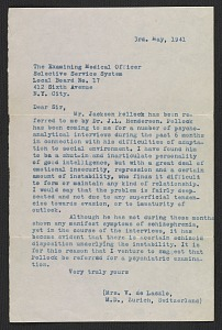 images for dr violet staub de laszlo letter to the examining medical officer of the