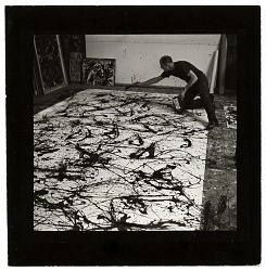 Art and Exercise: Jackson Pollock and Zumba