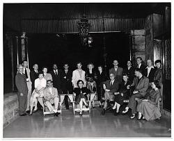 Artists at Yaddo 1953