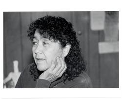 Gloria Lopez Cordova head shot