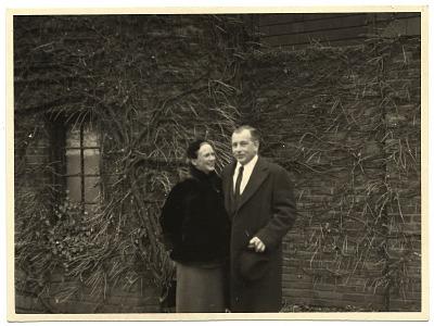Aline and Eero Saarinen papers, 1906-1977