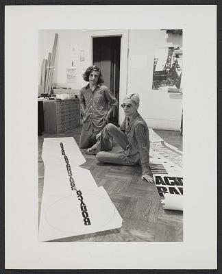 Nancy Spero papers, 1940s-2009