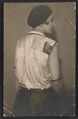 Kate Steinitz papers, circa 1910-2002