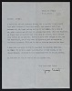 thumbnail for Image 1 - George Antheil letter to John Henry Bradley Storrs with enclosed broadside