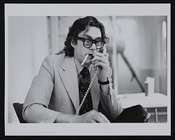 Portrait of Walter Hopps