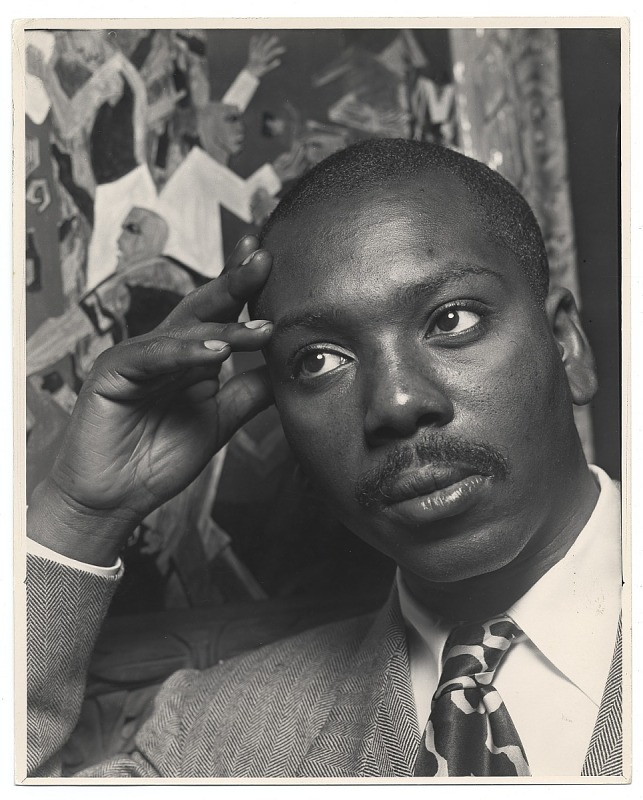 Image 1 for Jacob Lawrence