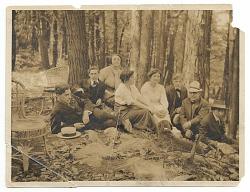 Artists at Mt. Kisco