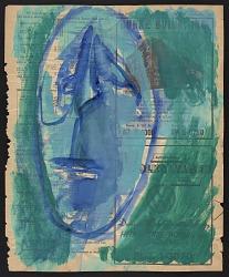 Portrait of Mies van der Rohe on phonebook page