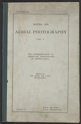 Aerial photography of Mesopotamia