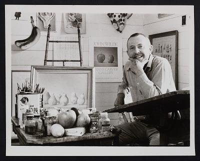 John Wilde papers, 1935-2011