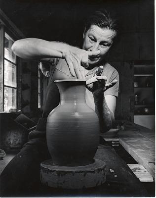 Marguerite Wildenhain papers, 1930-1982