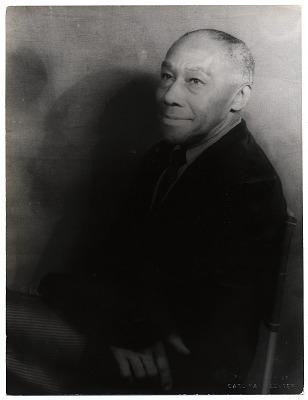 Portrait of Ellis Wilson
