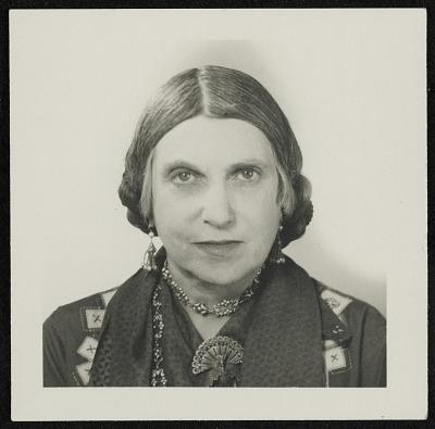 Beatrice Wood papers, 1894-1998, bulk 1930-1990