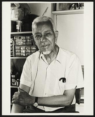 Hale Woodruff papers, 1920-1977, bulk 1960s-1970s