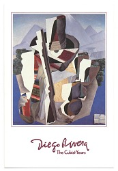 """""""Diego Rivera: The Cubist Years"""""""