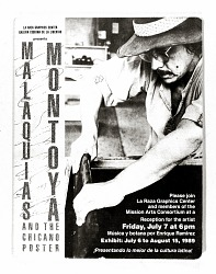 Malaquías Montoya and the Chicano Poster