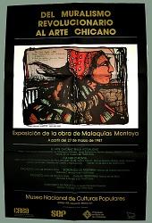 Del Muralismo Revolucionario Al Arte Chicano