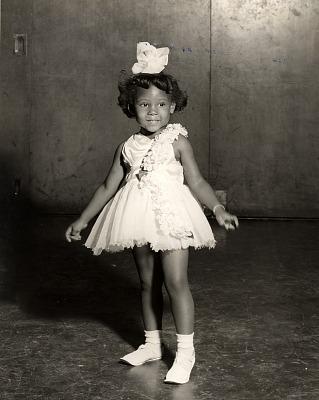 Doris Slade dancer
