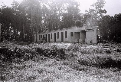 Field Work in Ibadan, Western Region (Nigeria): Housing on Campus of University College of Ibadan