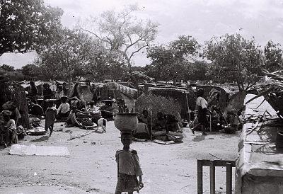 Field Work in Ilorin, Northern Region (Nigeria): Daily Market