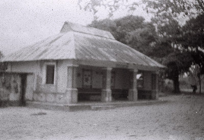 Field Work in Badagry, Western Region (Nigeria): Surviving Baracoon Structure at the Former Slave Market Site