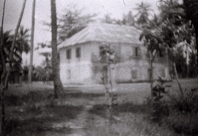Field Work in Badagry, Western Region (Nigeria): First Storey Building Constructed by Anglican Missionaries