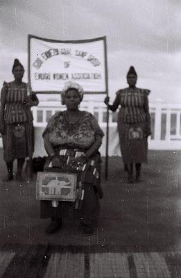 Field Work in Enugu, Eastern Region (Nigeria): Igbo Ekwezu Coal Camp Group of Enugu Women Association