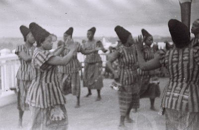 Field Work in Enugu, Eastern Region (Nigeria): Dancers of the Igbo Ekwezu Coal Camp Group of Enugu Women Association