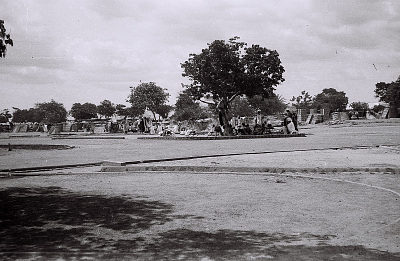 Field Work in Ilorin, Northern Region (Nigeria): Marketplace near Emir's Palace